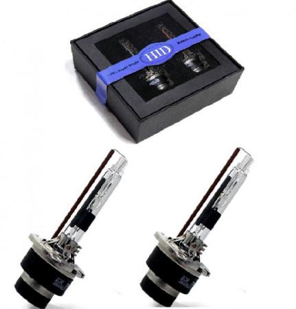 Ampoules Xénon D4R Premium 5500K UV Burner +30