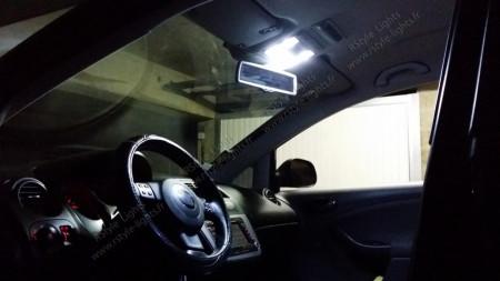 Pack Full Led intérieur pour Seat Léon 2