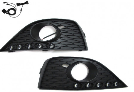 Kit Feux de jour DRL LED - Seat Ibiza 4 (6J)