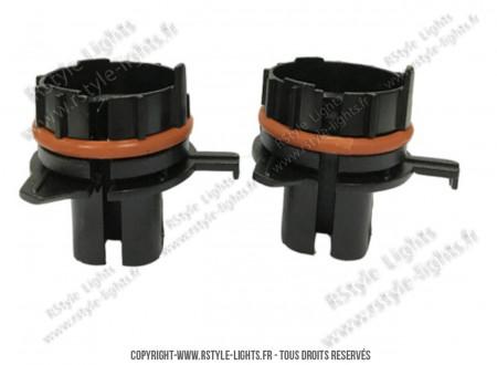 Adaptateurs Portes Ampoules Kit Xénon H7 - BMW Type 1