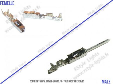 Pin Contact VAG MQS 0,63mm