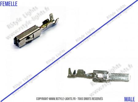 Pin Contact VAG MCP 2.8 mm