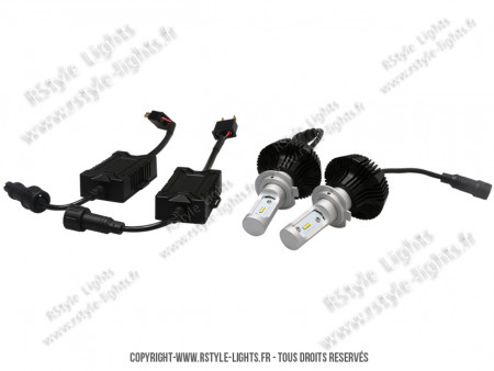 Kit Ampoules Led Vision - Seat Leon 3