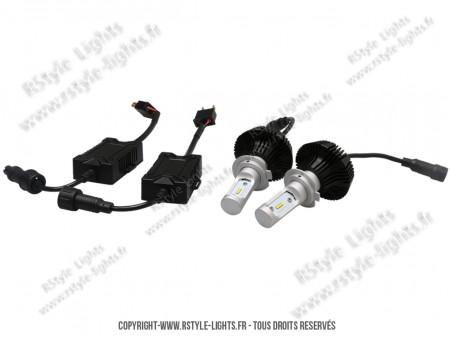 Kit Ampoules Led Vision - Seat Leon 2