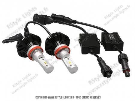 Kit Ampoules H11 Led Vision