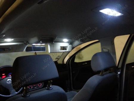Pack Full Led intérieur VW Golf 5