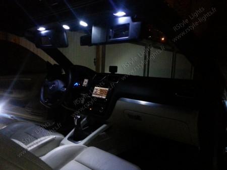 Pack Full Led intérieur Golf 6 Cabriolet