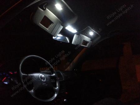 Pack Full Led intérieur VW Lupo