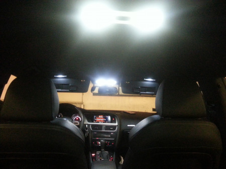 Pack Full Led intérieur Seat Exeo