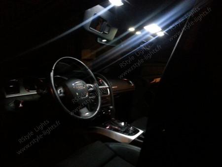 Pack Full Led intérieur Audi Q3