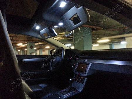 Pack Full Led intérieur VW Passat CC