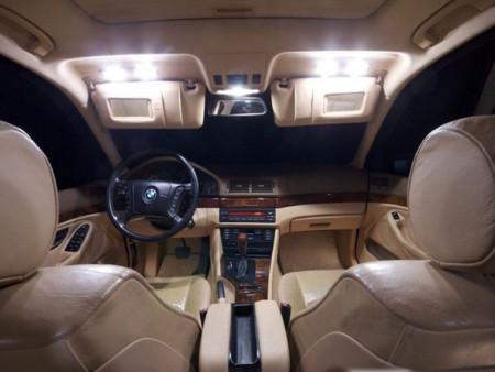Pack Full Led intérieur BMW Serie 5 E39