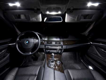 Pack Full Led intérieur BMW Serie 5 E60/E61