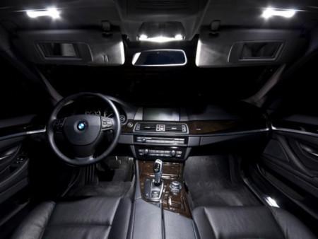 Pack Full Led intérieur BMW X6 E71/E72