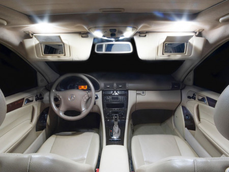 Pack Full Led intérieur Mercedes Classe E W124