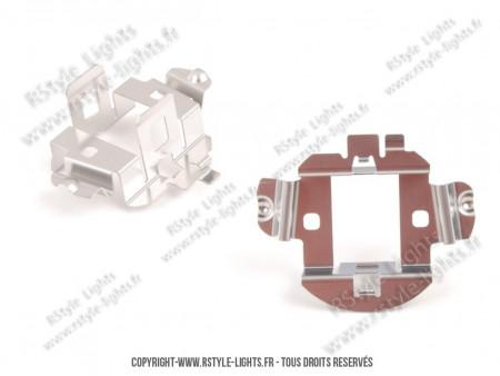 Adaptateurs Portes Ampoules Kit Xénon H7 - Toutes Marques Type 3