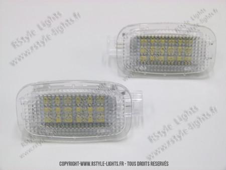Blocs lampes Led d'éclairage intérieur MERCEDES TYPE 2