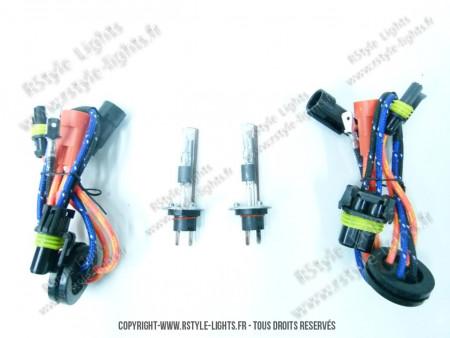 Ampoules EASY XENON H1R 35W - Déconnectable