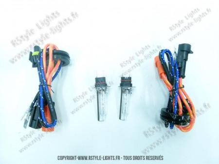 Ampoules EASY XENON H3 35W – Déconnectable