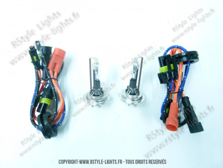 Ampoules EASY XENON H7R 35W – Déconnectable