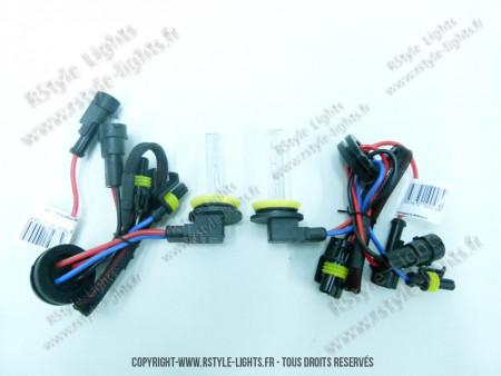 Ampoules Xénon H11