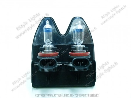 Ampoules H8 PowerVision+50