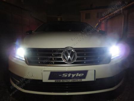 Feux de Jour Led pour VW CC Facelift