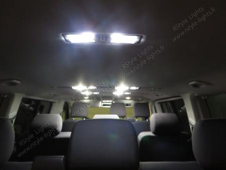 Pack Full Led intérieur Multivan