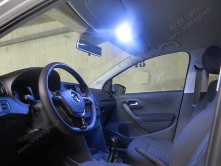 Pack Full Led intérieur VW Polo 6C1