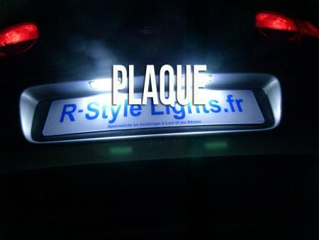 Eclairage de plaque à Led pour VW Beetle phase 2