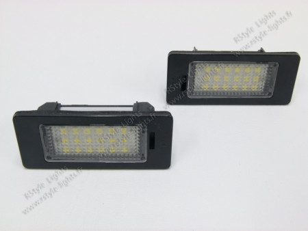 éclairage de plaque High Power 16 Led pour Audi A3 8V