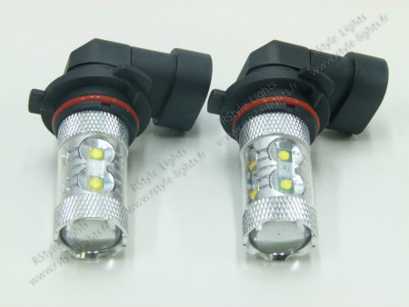 Pack Anti Brouillards Led pour Volkswagen Polo 6C1