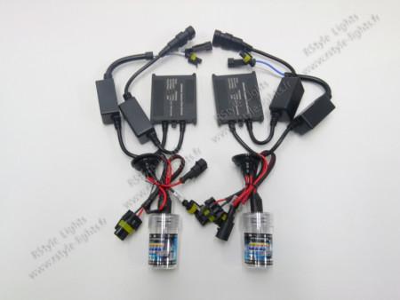 Kit Xénon HID 55W H1 - Anti Erreur ODB+