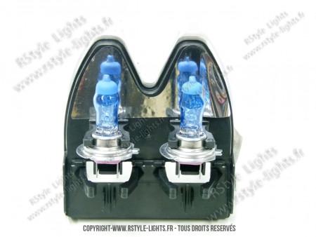 Pack ampoules H7 HOD Blanc Xénon