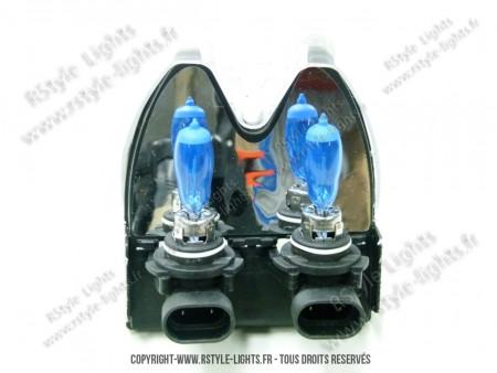 Pack ampoules HB4 HOD Blanc Xénon
