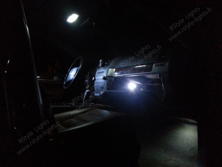 Pack Full Led intérieur VW Touareg 7P