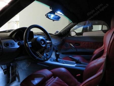 Pack Full Led intérieur BMW Z4 E85 cabriolet