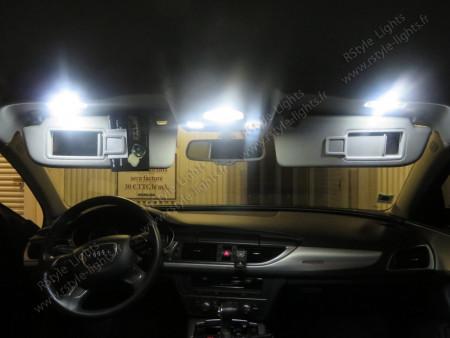 Pack Full Led intérieur Audi A6 C7