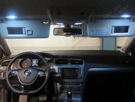 Pack Full Led intérieur VW Passat B8