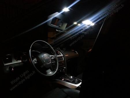 Pack Full Led intérieur Audi A4 B8
