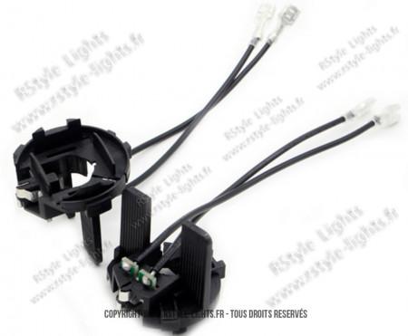 Adaptateurs Portes Ampoules Kit Xénon H7 - Volkswagen Type 5K