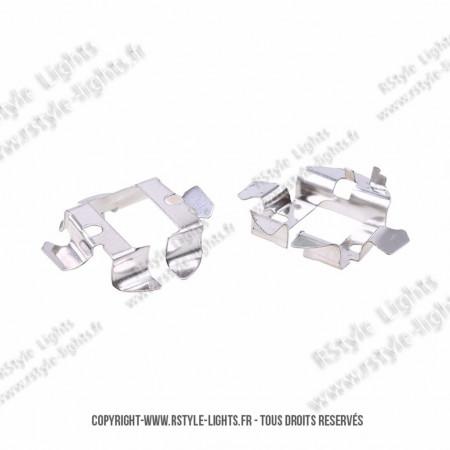 Adaptateurs Portes Ampoules Kit Xénon H7 - Toutes Marques Type 1