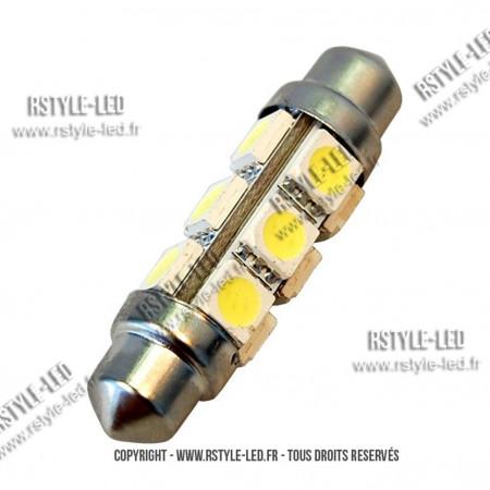 Ampoule Led Navette C10W - All Face 360°