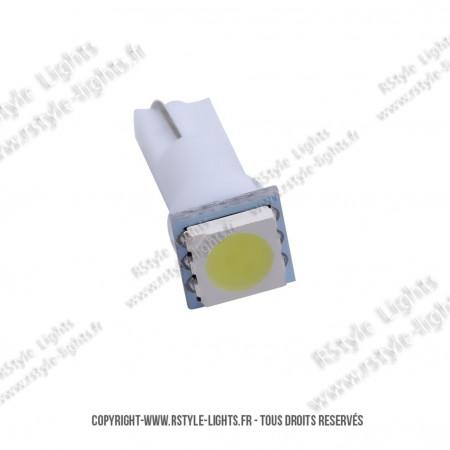 Ampoule Led T5 - W1.2W W2.3W