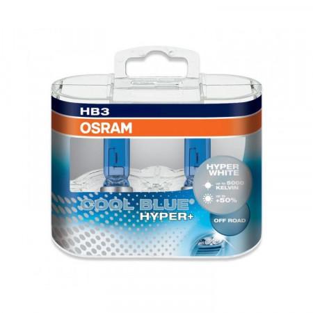 Ampoules HB3 Osram Cool Blue Hyper+ 5000K