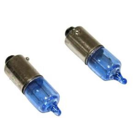 Pack 2 ampoules H6W Effet Xénon