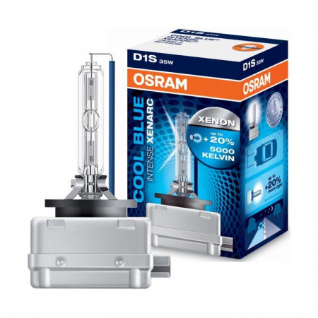Ampoule Xénon D1S Osram XenArc Cool Blue Intense 5500K