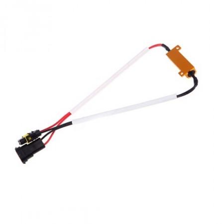 Résistance LED H8 H11 H12 50W anti-erreur