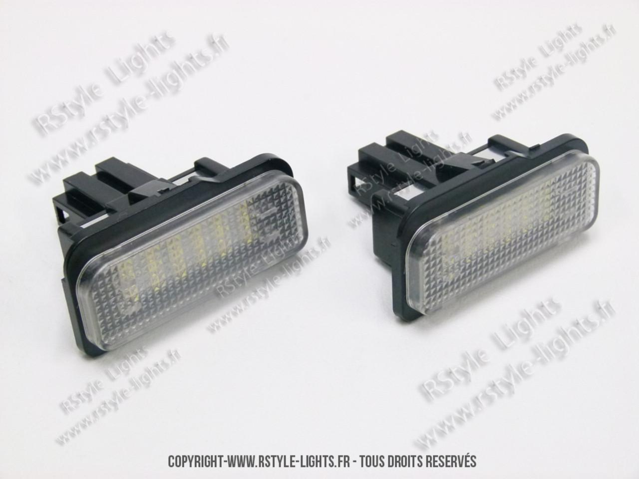 Modules Mercedes Classe PlaqueBloc E LedBlanc Lampe Cls Xénon BeoWxrQdCE