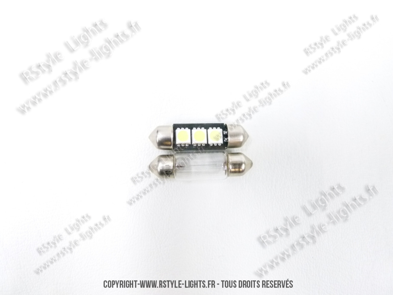 led navette c5w 36mm 37mm ampoule led voiture auto festoon soffite. Black Bedroom Furniture Sets. Home Design Ideas